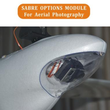 Aerial photography Module 2 - Gimbal Filming Nose