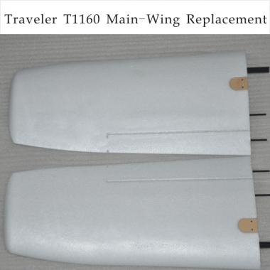 Traveler T1160 MainWing Replacements