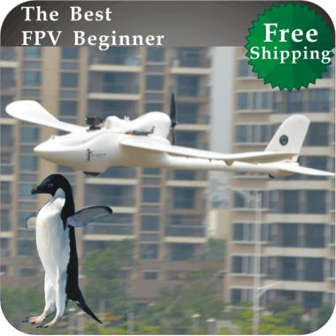 "FPV Airplane Penguin V2 M2815 Advanced ARF (1720MM/67.7"")"