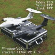 FPV Traveler T1160 V2 Kits Travelling Package (EPP/EPO) (Kits including Suitcase)