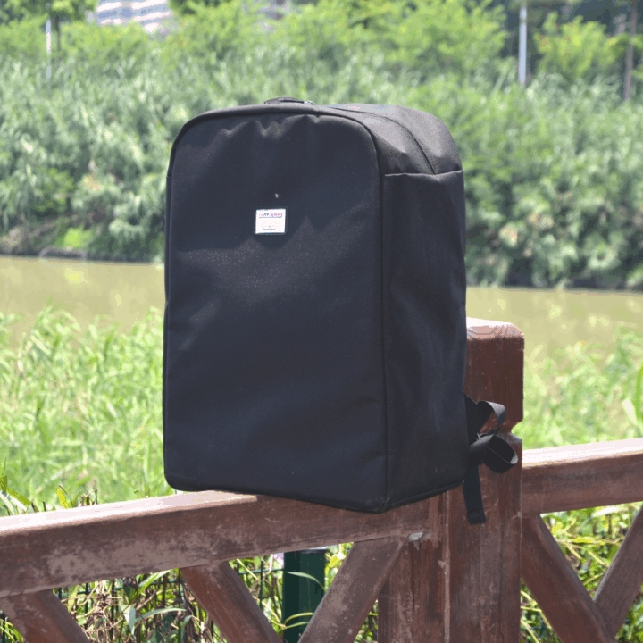 Finwinghobby Customized Travelling Backpack 42L