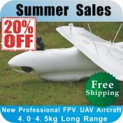 FPV,UAV Airplane Sabre Premium ARF (1900MM/74.8
