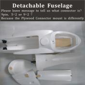 Albabird Detachable Fuselage