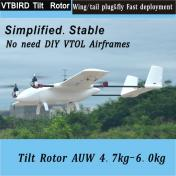 VTBIRD Tilt Rotor kits + Power Combo